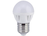 TF7W40ELC Лампа светодиодная Ecola Light globe LED 4.0W G45 E27 2700K 77x45
