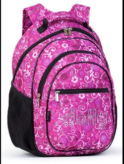 рюкзак ортопедический школьный для девочек