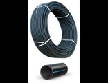 Труба ПНД STR d40-2.3 мм SDR17 (черная)