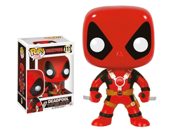 Funko Pop! Marvel - Deadpool| Фанко Поп! Марвел - Дэдпул № 111