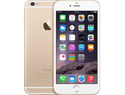 Купить iPhone 6 Plus 16Gb Gold LTE в СПб