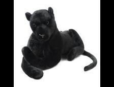 Большая мягкая игрушка черная пантера