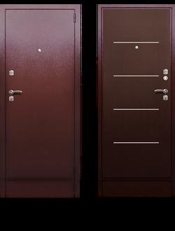 Входная дверь Скала-1 Горизонталь