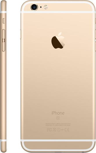 Apple iPhone 6s Plus - Gold