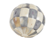 Шары декоративные DECORATIVE BALLS X3 OSTIA BLUE+GREY D10CM BONEарт.31791