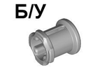 Technic Bush, Light Bluish Gray (3713 / 4211622) - Б/У