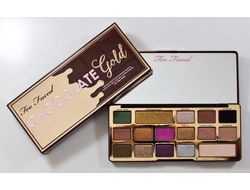 Тени Too Faced Chocolate Gold