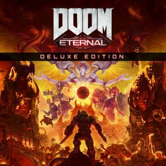 DOOM Eternal Deluxe (цифр версия PS4) RUS