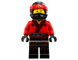 Kai - The LEGO Ninjago Movie, Fire Mech Driver, n/a (njo349)