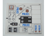 Sticker For Set 60130 -  24542/6133174 , n/a (60130stk01)