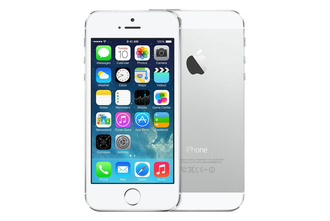 Купить iPhone 5S 64Gb Silver LTE в СПб