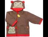 Детский плащ дождевик Обезьянка Skip Hop Zoo Raincoat Monkey