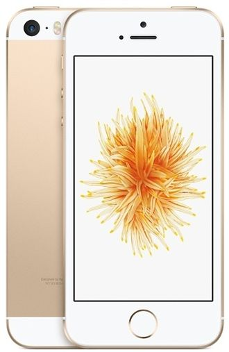Apple iPhone SE 16Gb Gold LTE