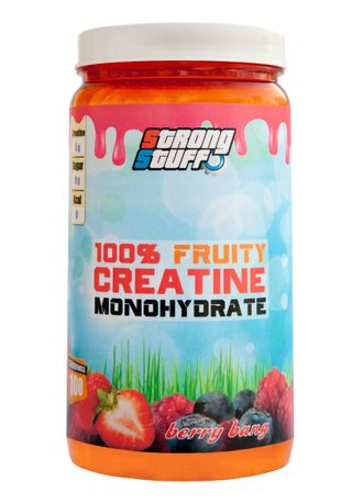 100% FRUITY CREATINE MONOHYDRATE 500 гр.