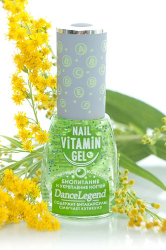 Dance Legend - Nail Vitamin Гель