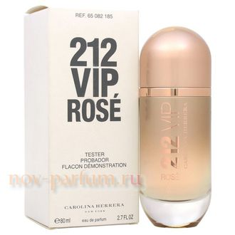 Carolina Herrera - 212 VIP Rose 80ml
