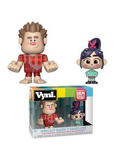 VYNL. Ральф и Ванилопа (Wreck-it Ralph and Vanellope)