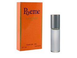 "Масляные духи, Lancome ""Poeme"", 7 ml"
