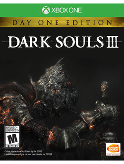 Dark Souls III - Deluxe Edition [RU] (Xbox One)