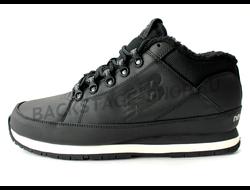 Ботинки New Balance 754 Black зимние