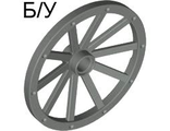 ! Б/У - Wheel Wagon Huge (43mm D.), Pearl Light Gray (33211 / 4494069) - Б/У