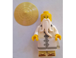 Sensei Wu - The LEGO Ninjago Movie, White Robe, Zori Sandals, n/a (njo315)