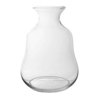 Ваза стекло VASE POIRE CLEAR D30X40CM GLASSарт.32177