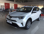 RAV4 2.0 Престиж Safety 4WD CVT