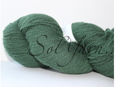 Кауни 8/2 Solid Green dark