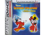 """Mickey and Minnie magical adventure"" Игра для GBA"