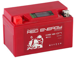 Аккумулятор Red Energy DS 1207 | YTX7A-BS