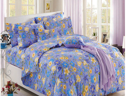 Артикул С 164. Комплект постельного белья из сатина, 100% хлопок, пл. ткани 120 гр/м2