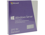 Microsoft Windows Server Standard 2012 R2 64Bit Russian Russia Only DVD 5 Clt P73-06055