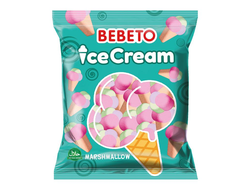 Суфле Bebeto Ice Cream , 30гр.