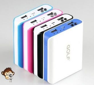 Power Bank GF-803 Golf  7800 mAh-1