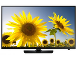 "Телевизор (ЖК) 24"" Samsung UE24H4070 (LED, 100Hz,1366x768,DVB-T/C, USB-Video)"