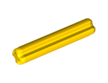 Technic, Axle 3, Yellow (4519 / 6130007)