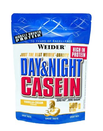 Weider Day & Night Casein 0,5 кг
