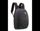 Молодежный рюкзак Zipit SHELL BACKPACKS черный