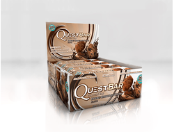 Double Chocolate Chunk Quest Bar