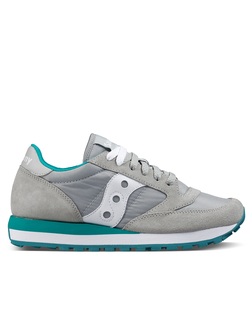 Женские кроссовки Saucony Jazz Original Lt. Grey/Green
