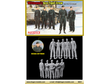 6831-Wittmann's Ace Tiger Crew (5 Figure Set)