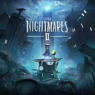 Little Nightmares II (цифр версия PS4) RUS