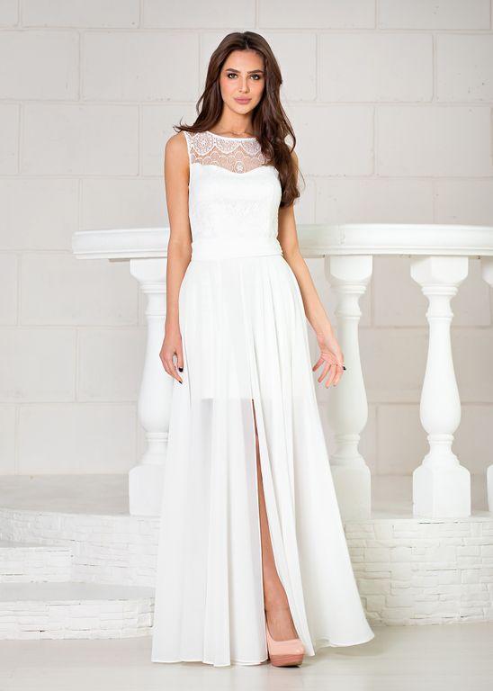f4b374583b3 Вечерние платья - Платье-трансформер цвет персик (П-30-1) (копия)
