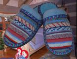 301 02012 3 Детские домашние тапочки. Короб 8 пар (165 руб/пара) - 1320 руб