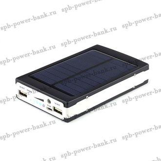 внешний аккумулятор со встроенной солнечной батареей в санкт