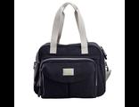 Универсальная сумка для мамы Beaba Changing Bag Geneva 2 Black