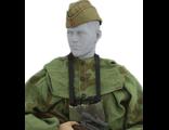 Советский снайпер с СВТ-40 - коллекционная фигурка 1/6 WWII The Soviets sniper suit AL10009 - Alert Line