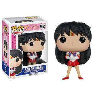 Funko Pop! Sailor Moon - Sailor Mars | Фанко Поп! Сейлор Мун - Сейлор Марс