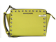 Сумка Michael Kors Selma Mini Messenger Studded Yellow / Жёлтая
